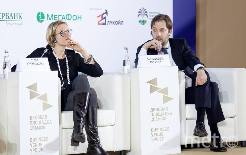 Международный культурный форум пройдет в середине ноября в Петербурге.