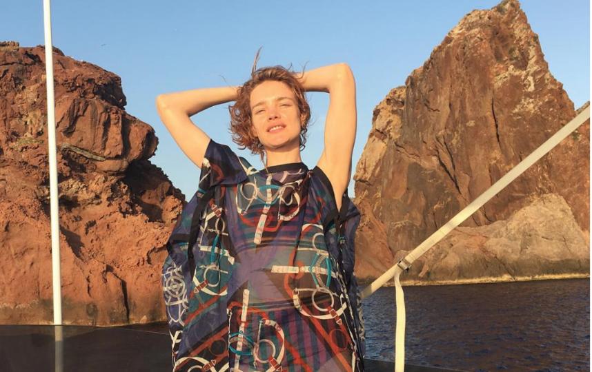 Наталья Водянова. Фото instagram.com/natasupernova