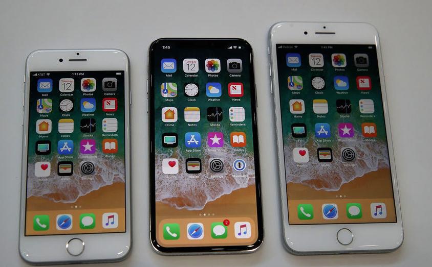 Россияне активно перепродают  iPhone Х, которого еще нет на руках. Фото Getty