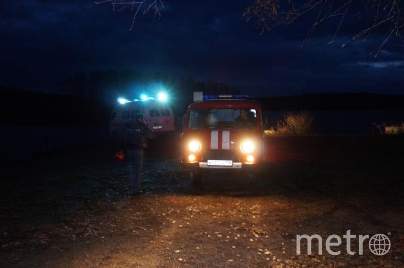 В Челябинской области найден третий погибший на озере. Фото все - 74.mchs.gov.ru