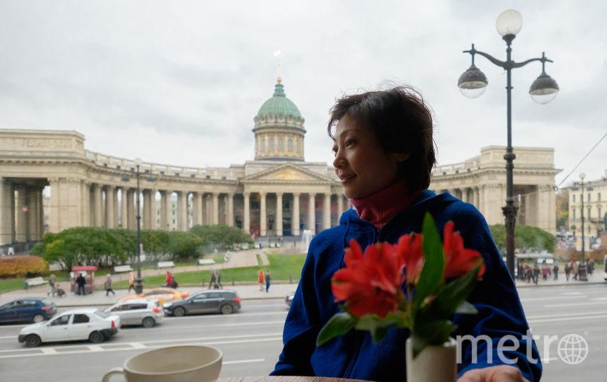 """Юко Кавагути. Фото Алена Бобрович, """"Metro"""""""