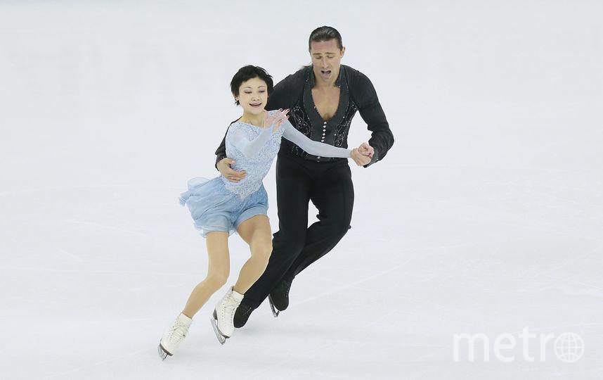 Пара Кавагути-Смирнов становилась бронзовым призером чемпионата мира. Фото Getty