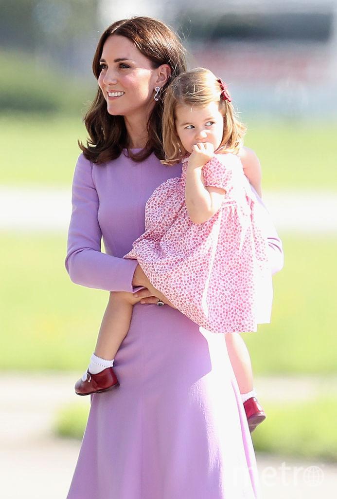 СМИ: Кейт Миддлтон беременна близнецами. Фото Getty