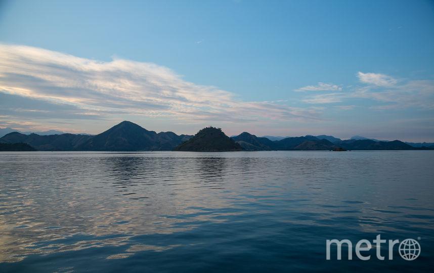 Острова ранним утром. Фото Анна Киселёва.