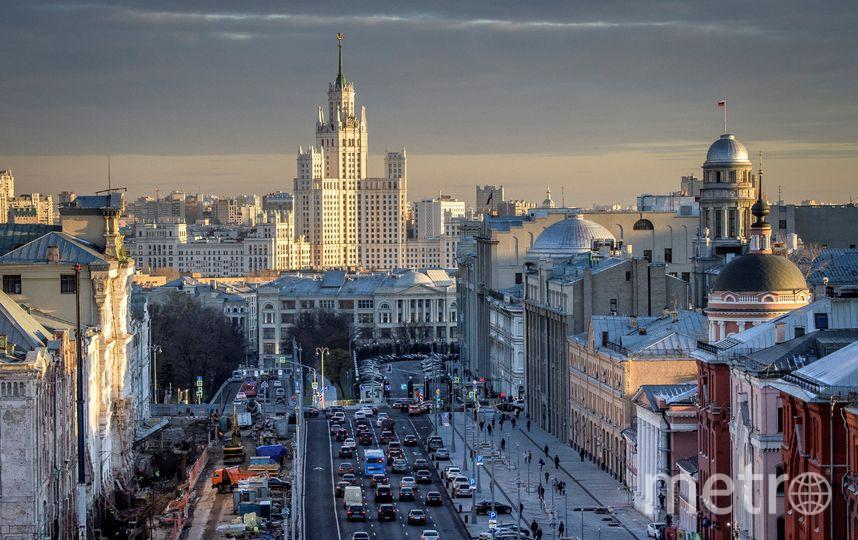 """Москвичи готовятся к длинным выходным и """"Ночи искусств"""". Фото AFP"""