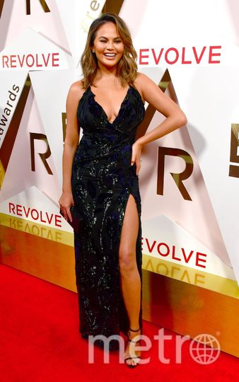 REVOLVE Awards. Крисси Тайген. Фото Getty