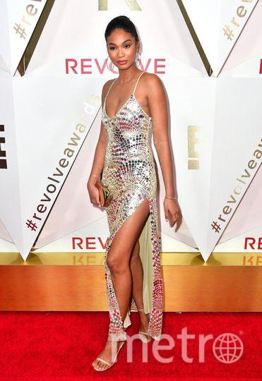 REVOLVE Awards. Шанель Иман. Фото Getty