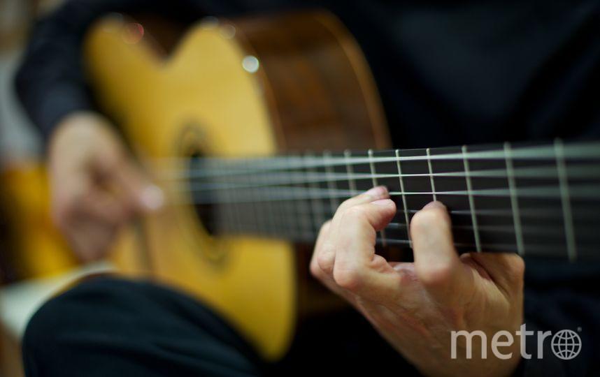 Фестиваль гитаристов имени А. Фраучи. Фото Getty