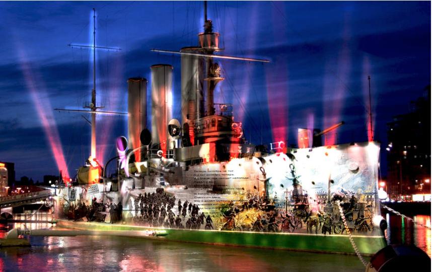Фестиваль света. Фото Предоставлено организаторами