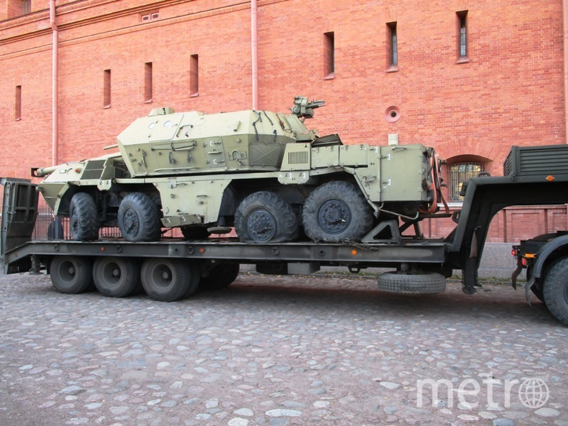 Музей артиллерии. Фото Предоставлено организаторами