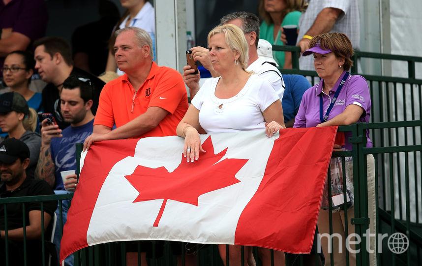 В Канаде ввели санкции против России. Фото Getty