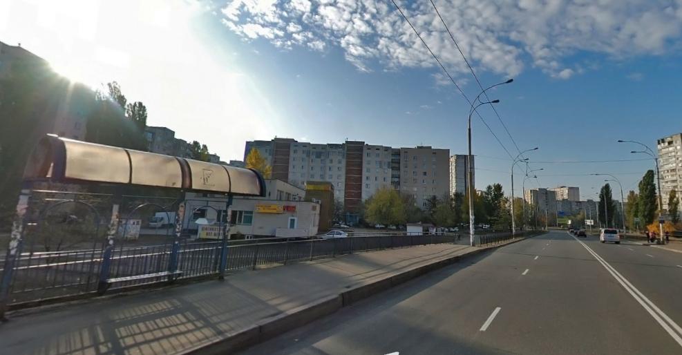 Улица Героев Днепра. Фото Яндекс.Панорамы