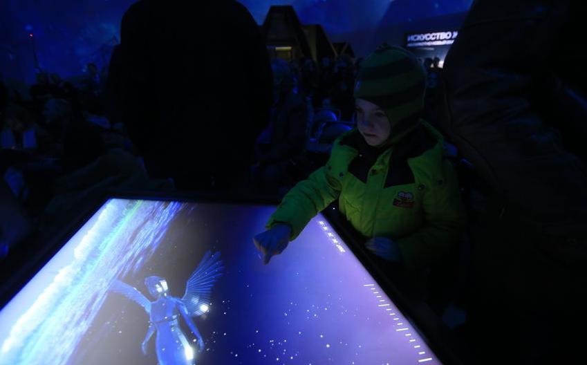 Самый большой планетарий в Петербурге работает в тестовом режиме. Фото gov.spb.ru.