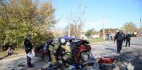 Кадры смертельного лобового в Крыму: водитель вылетел на встречную