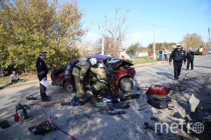 В Керчи 4 ноября произошло ДТП, в результате которого погиб ребенок.
