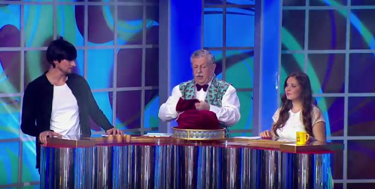 Житель Воронежской области выиграл 506 млн рублей. Фото Все - скриншот YouTube. Кадр из передачи.