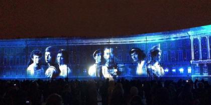 Фестиваль света в Петербурге: Сеть заполонили фото и видео