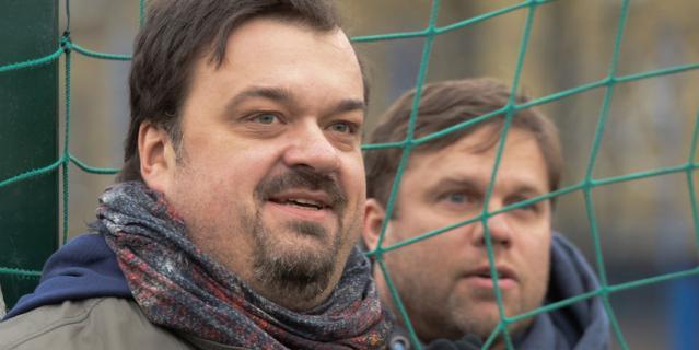 Василий Уткин и Владислав Радимов.