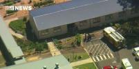 Автомобиль врезался в школу в Австралии, есть погибшие и раненые