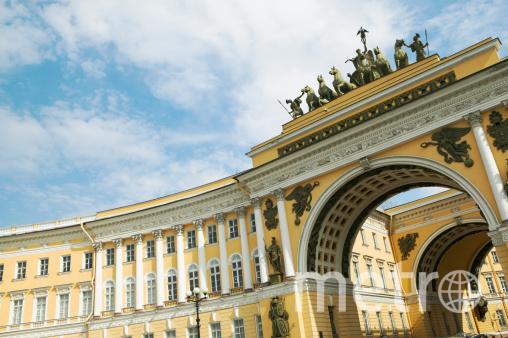 И 100 лет назад в Петрограде было тепло и без дождей. Фото Getty