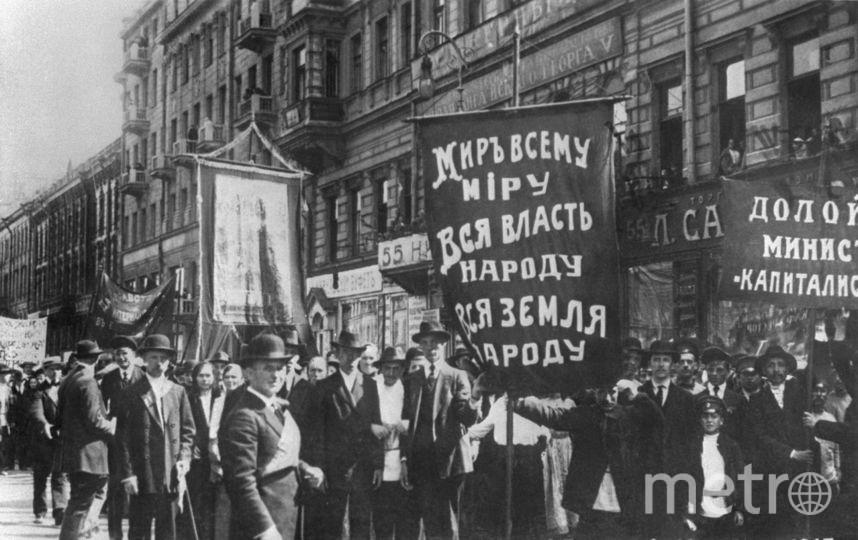 Снимок из Музея истории Ленинграда. Фото Репродукция Фотохроники ТАСС