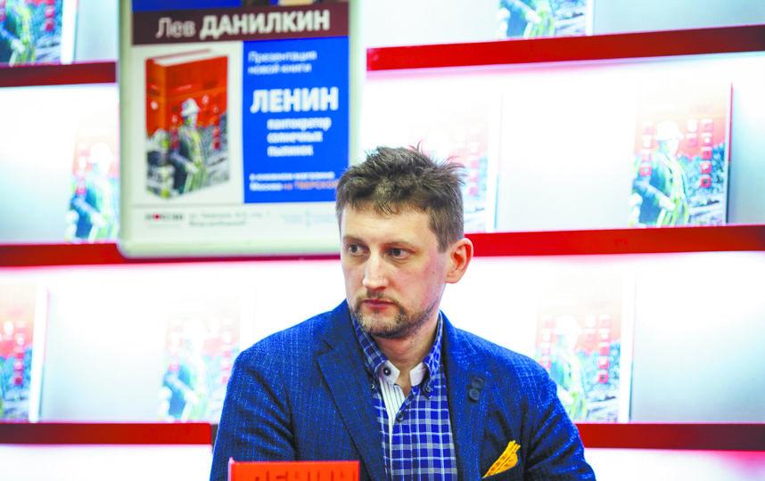 Лев Данилкин. Фото Предоставлено автором.