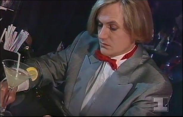 Сергей Челобанов в молодости. Фото Скриншот Youtube