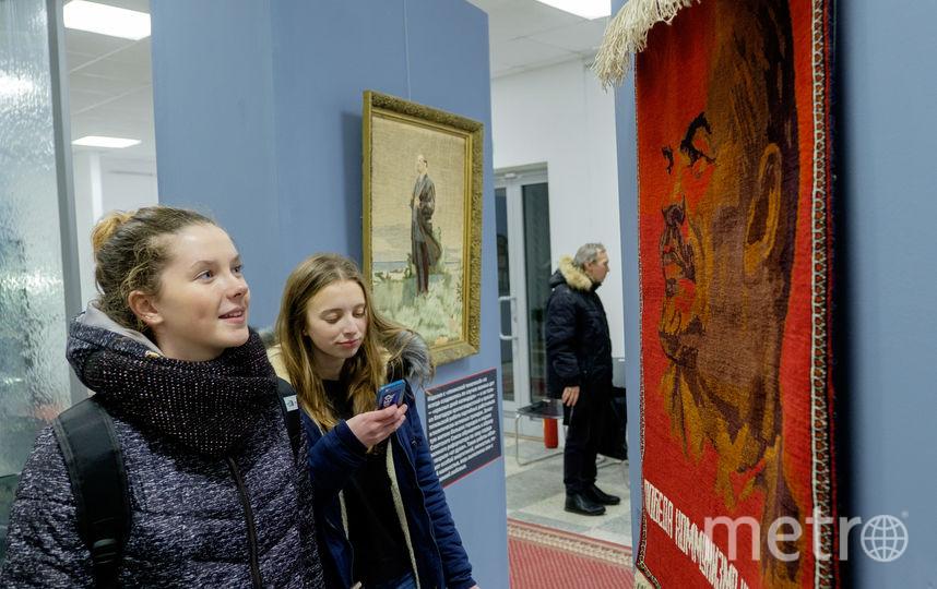 Экспонат выставки. Фото Алена Бобрович