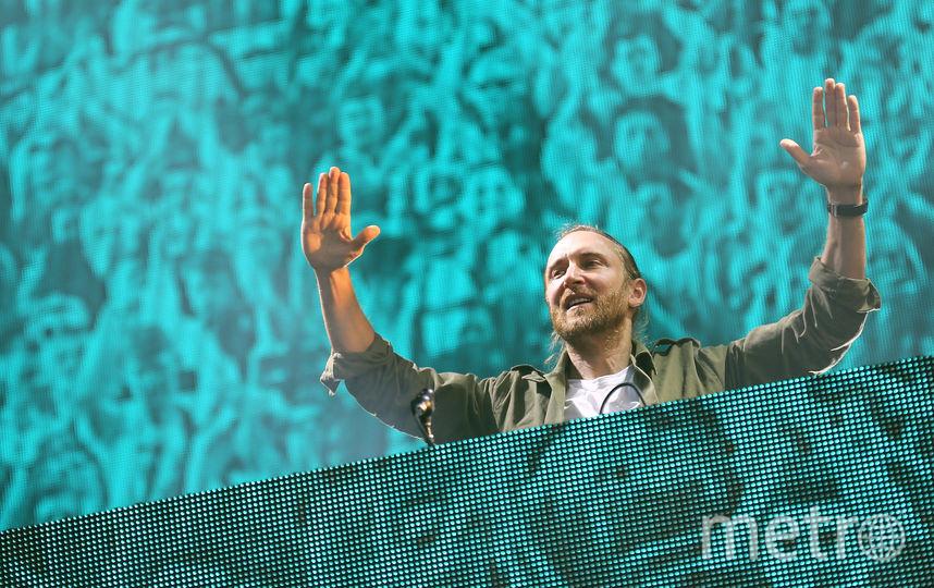 Дэвиду Гетта 50: Лучшие фото диджея. Фото Getty