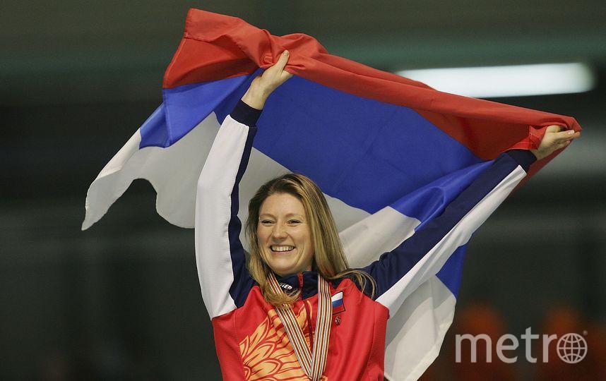 Светлана Журова. Фото Getty