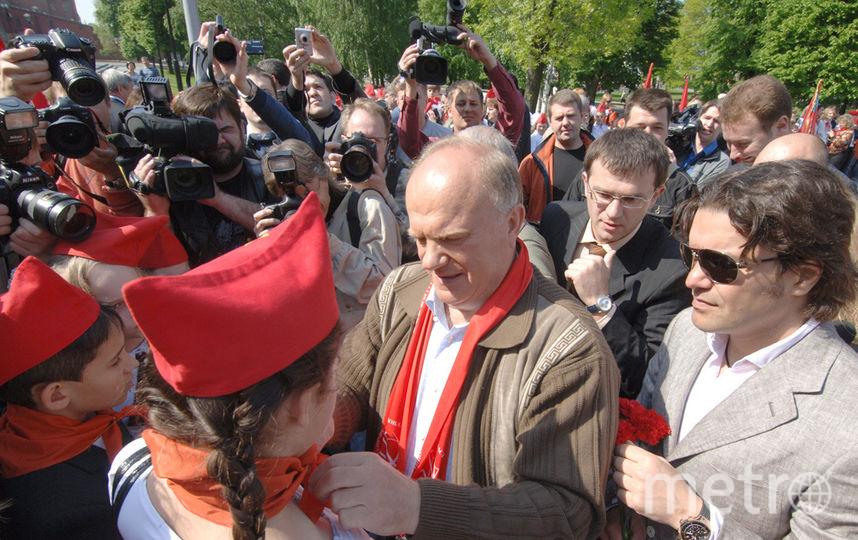 Зюганов объявил об участии в президентских выборах. Фото все - Wikipedia