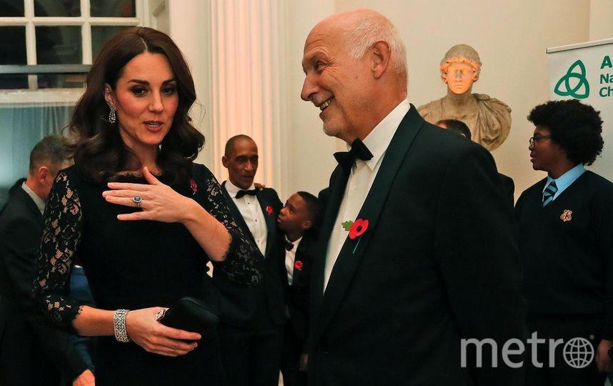 Кейт Миддлтон посетила гала-ужин Центра Анны Фрейд