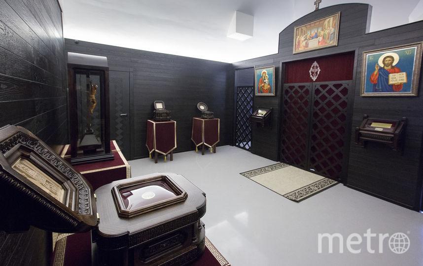 Все реликвии в этом храме – подлинные | www.mitropolia.spb.ru.