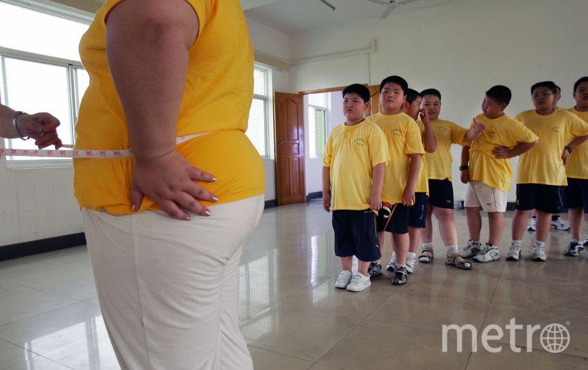 Учёные нашли самый простой способ борьбы с ожирением. Фото Getty