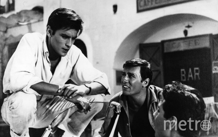 Алену Делону 82: Редкие фото легенды кино. Фото Getty