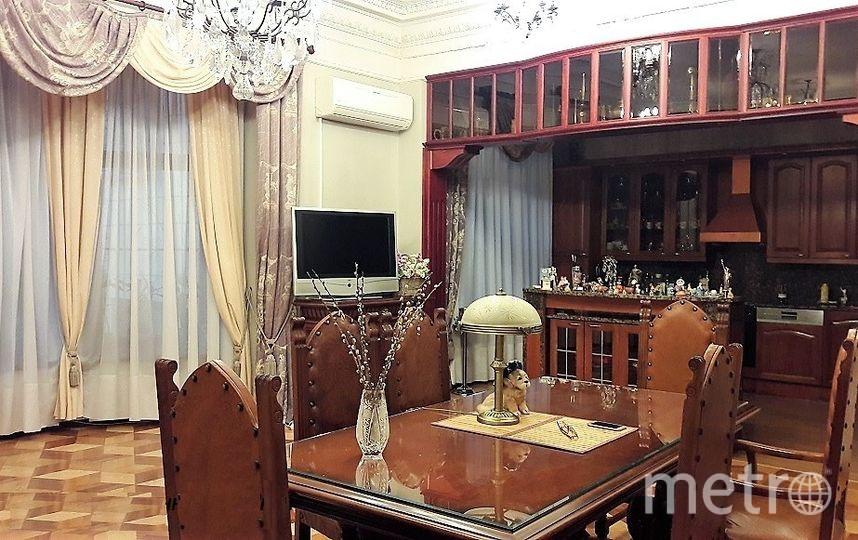 Квартира на Большой Пушкарской, 39.