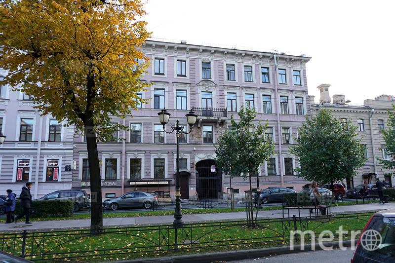 Квартира на Фурштатской, 23.