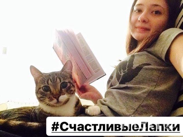 Иванова Мария, кот Шенон.