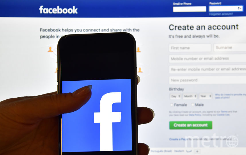 Facebook запустил пилотную версию новой опции. Фото Getty