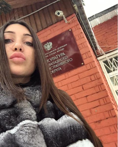 Скриншот instagram.com/049mara/?hl=ru.