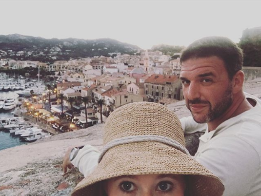 Максим Виторган и Ксения Собчак. Фото www.instagram.com/xenia_sobchak