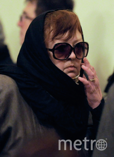 Мария Киселёва. Фото РИА Новости