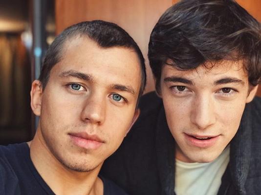 Сергей Романович и Анвар Халилулаев. Фото www.instagram.com/s_romanovich