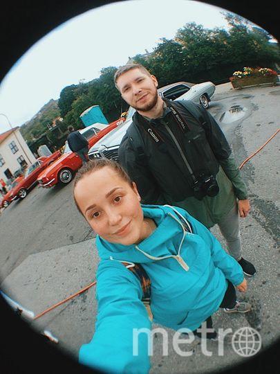Павел Ясырев и Виктория Береснева. Фото предоставлены Викторией Бересневой.