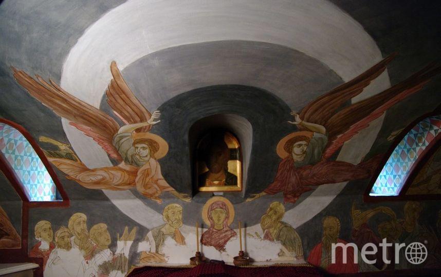 Квартира с храмом. Фото Роман Яшунский facebook.com/roman.yashunskiy