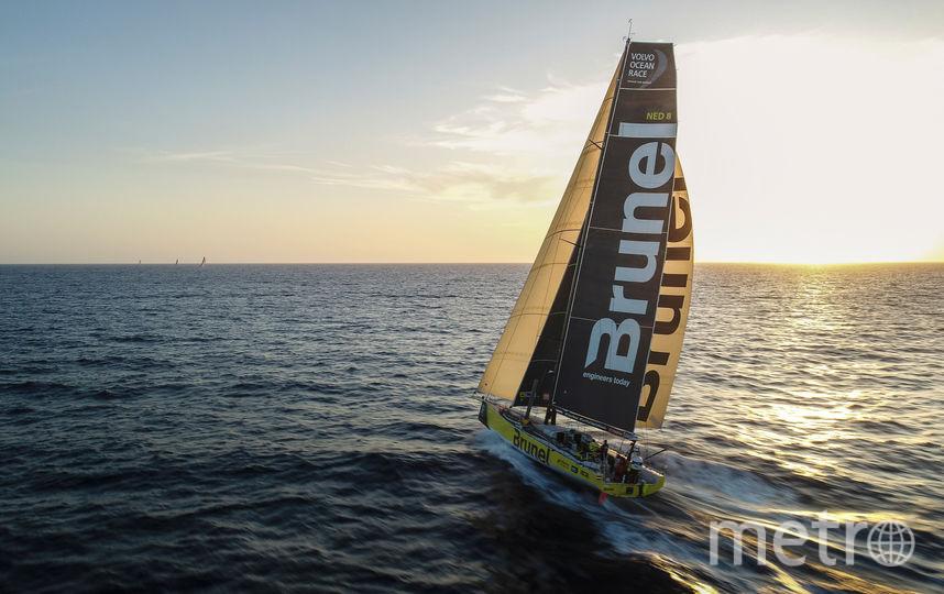 В регате Volvo Ocean Race участвуют 7 команд. Фото Volvo Ocean Race