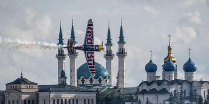 Авиагонки пройдут накануне Дня города. Фото Red Bull