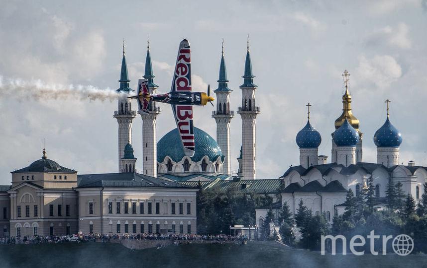 Red Bull Air Race вновь пройдет вКазани