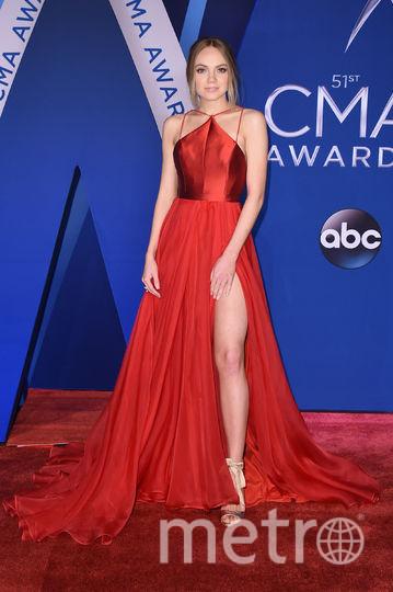 CMA Awards-2017. Даниэль Бредбери. Фото Getty
