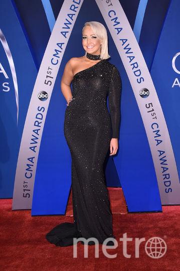 CMA Awards-2017. Меган Линси. Фото Getty